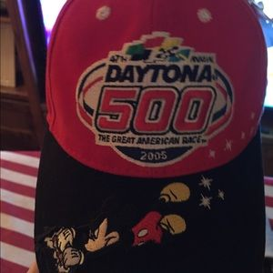 NASCAR baseball 🧢 feat.. Mickey Mouse Daytona 500